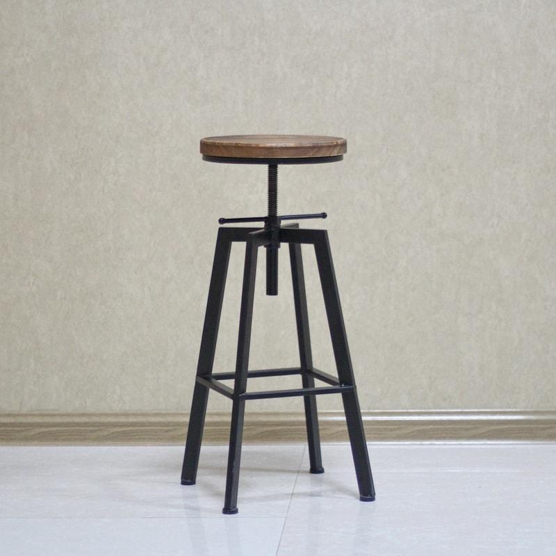 Барные стулья в стиле лофт своими руками 2